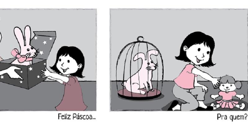 Coelho Não É Presente