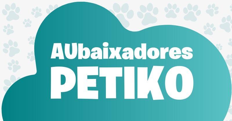 AUbaixadores da Petiko: Conheça Alguns Peludos que Fazem Parte do Nosso Time