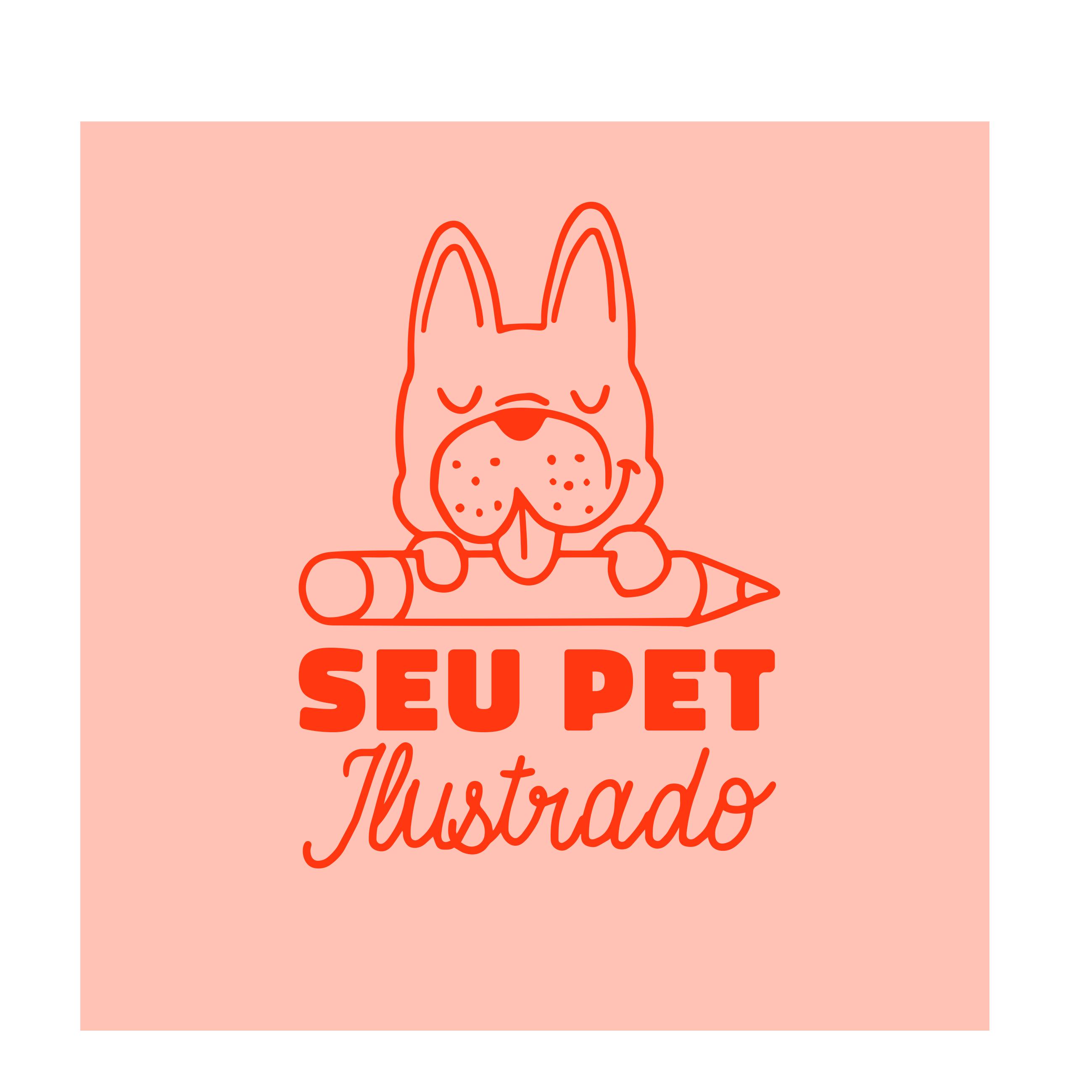 Seu Pet Ilustrado