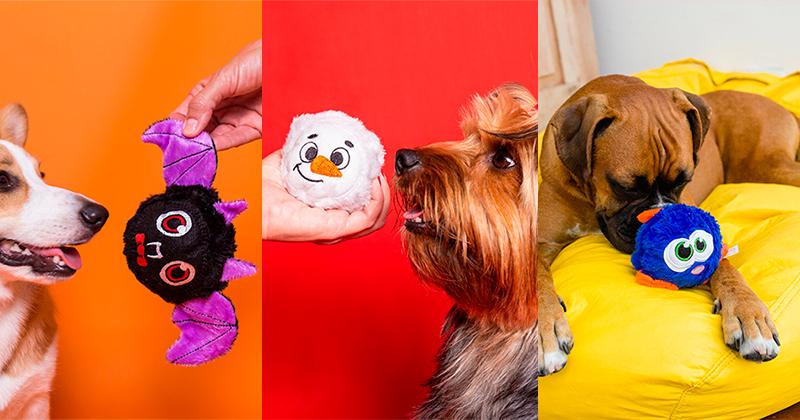 Bolúcias: Conheça Este Brinquedo Interativo Para Cachorros